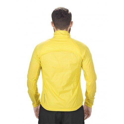 Αντιανεμικό jacket Cube Square Performance L/S Flash Yellow-Medium