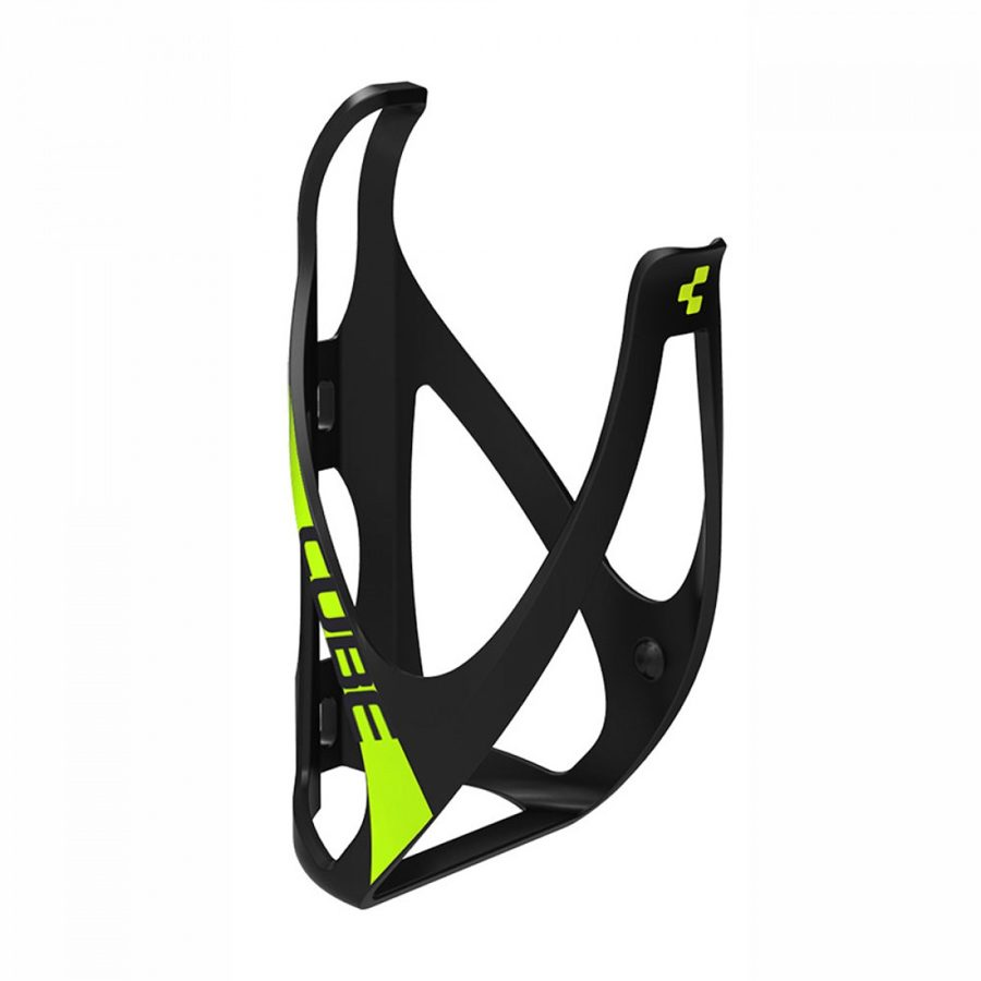 CUBE BOTTLE CAGE Black