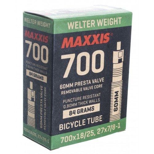 Αεροθάλαμος Maxxis 700x18/25 F/V 60 mm