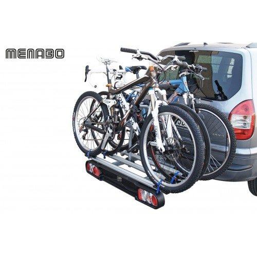 Σχάρα κοτσαδόρου 3 ποδηλάτων Menabo Race 3