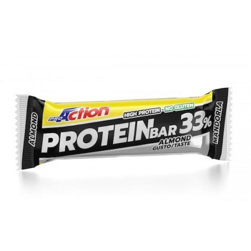ProAction Protein Bar - Σοκολάτα/Αμύγδαλο