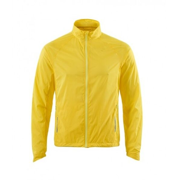 Αντιανεμικό jacket Cube Square Performance L/S Flash Yellow-Medium