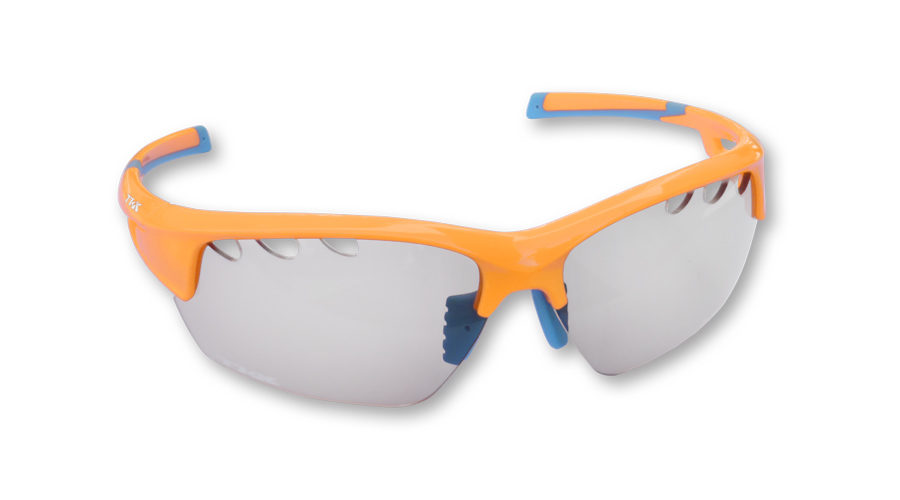 Γυαλιά Ποδηλασίας Tkx Photochromic Lens Fluo orange