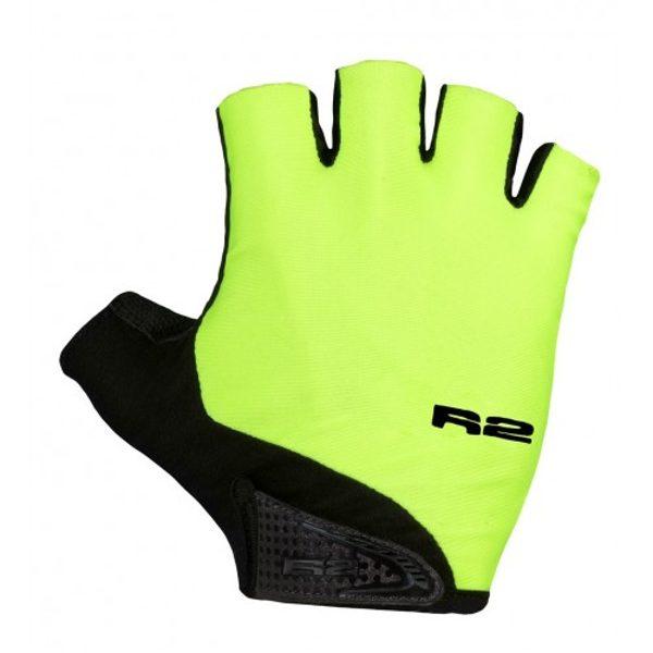 Γάντια R2 RILEY - Fluo Κίτρινο - Large