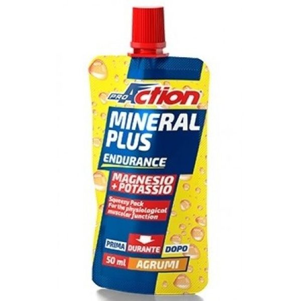 ProAction Mineral Plus Magnesium + Potassium - Εσπεριδοειδή