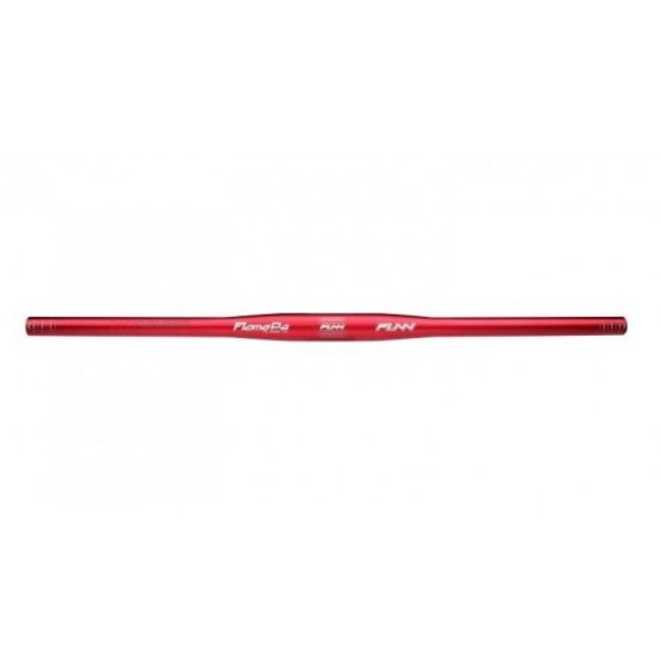 Τιμόνι Funn FLAME PG 31.8MM Rise 0mm x 710mm x 9° Back - Red