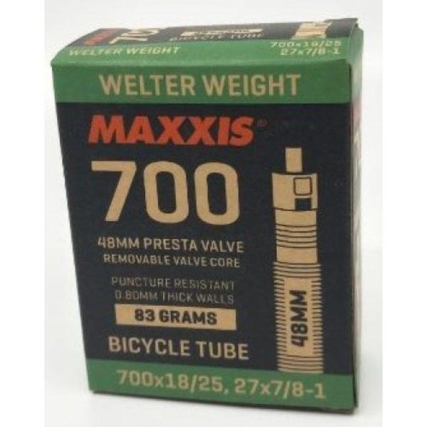 Αεροθάλαμος Maxxis 700x18/25 F/V 48 mm
