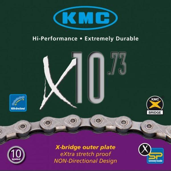 Αλυσίδα KMC X10 Grey