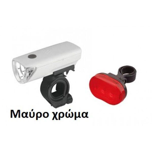 """Σετ Φανάρια Selecta - 3 led """"Τρίγωνο"""""""