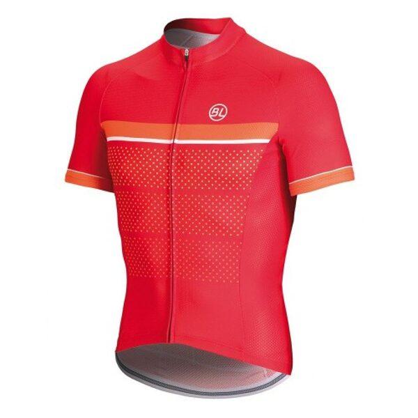 Μπλούζα Bicycle Line  Sanremo - Κόκκινη Large