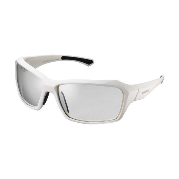 Shimano CE-PLSR1 Pulsar Sunglasses White