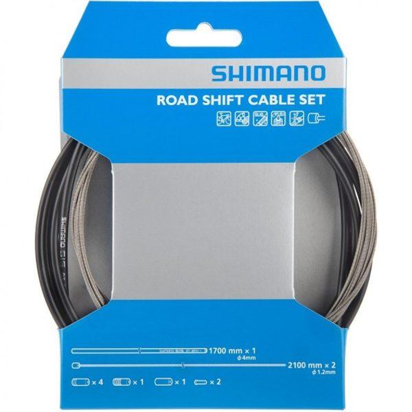 Σύρμα και καλώδιο ταχυτήτων Shimano